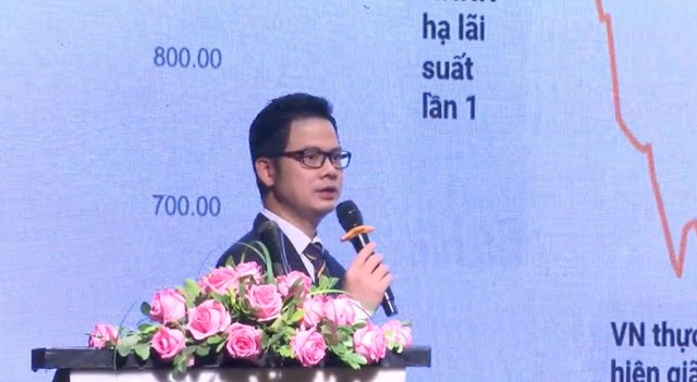 Ông Trần Anh Thắng,Chủ tịch HĐQT Công ty Cổ phần Chứng khoán Nhất Việt.