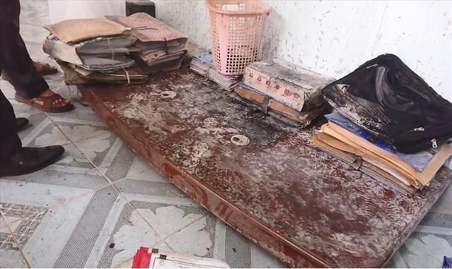 Đắk Lắk: Cháy máy tính, hồ sơ tại Sở Tài nguyên và Môi trường - Ảnh 1