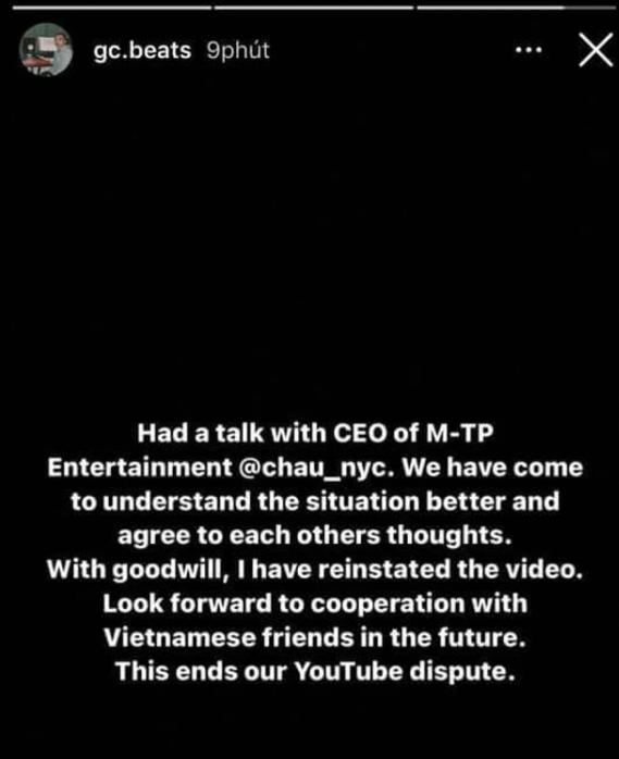 Producer GC chia sẻ kết thúc drama