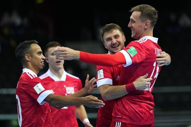 Tuyển Nga là ứng viên nặng ký bậc nhất cho chức vô địch World Cup 2021.