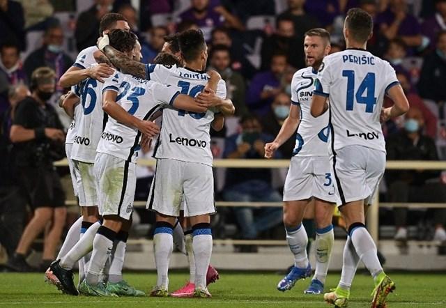 Inter ngược dòng mãn nhãn trước Fiorentina.