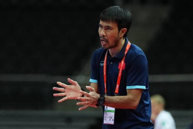 Sức khỏe của HLV trưởng tuyển futsal Việt Nam cũng như tất cả các thành viên đều tốt.