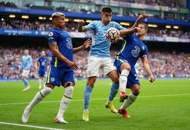 Chelsea nhận trận thua tối thiểu trước Man City.