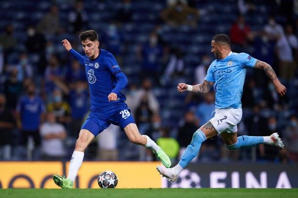 Chelsea đã thắng Man City trong 3 lần gặp nhau gần nhất.