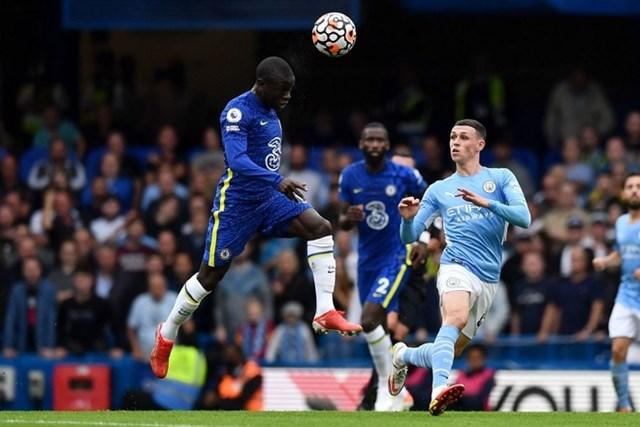 Chelsea đã phòng ngự rất hay trước khi nhận bàn thua bất ngờ ở đầu hiệp 2.