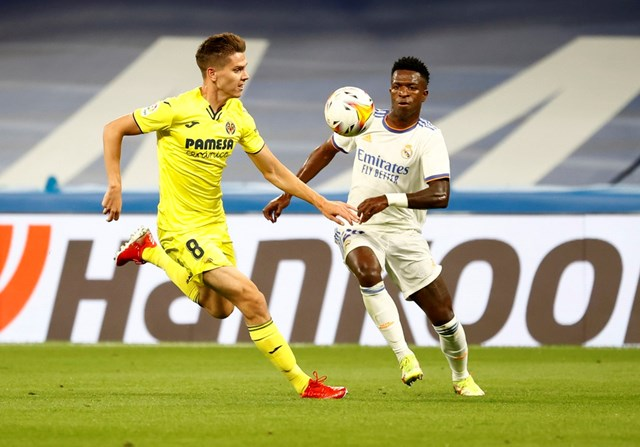 """Villarreal khiến Real lần đầu """"tịt ngòi"""" ở mùa giải năm nay."""