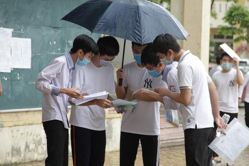 Tại môn thi Tổ hợp sáng ngày 8/7, Nghệ An có hơn 70% thi sinh dự thi môn Tổ hợp xã hội.