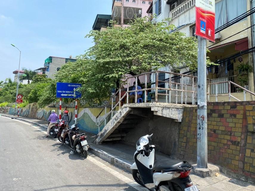 Cận cảnh vùng cách ly y tế phường Chương Dương, quận Hoàn Kiếm, Hà Nội - Ảnh 6