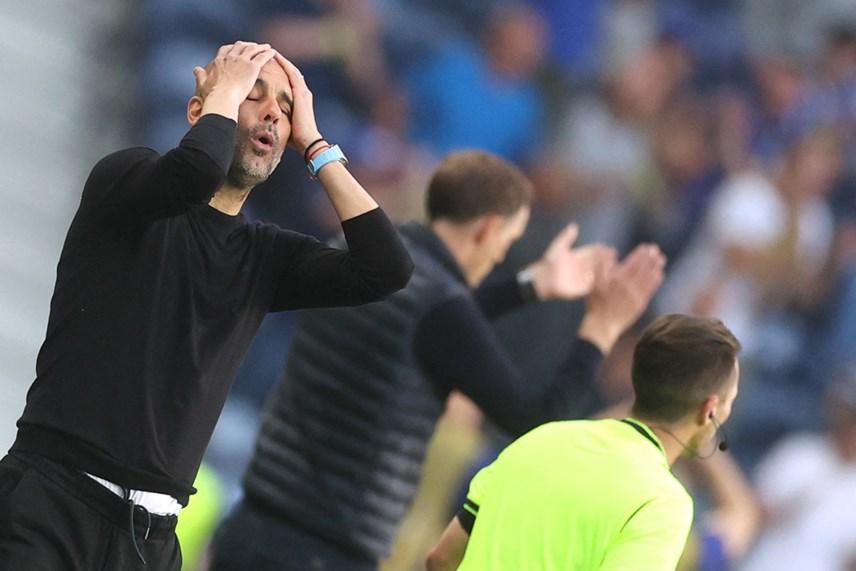 HLVPep Guardiola đã phải nhận 3 thất bại gần nhất trước HLVTuchel