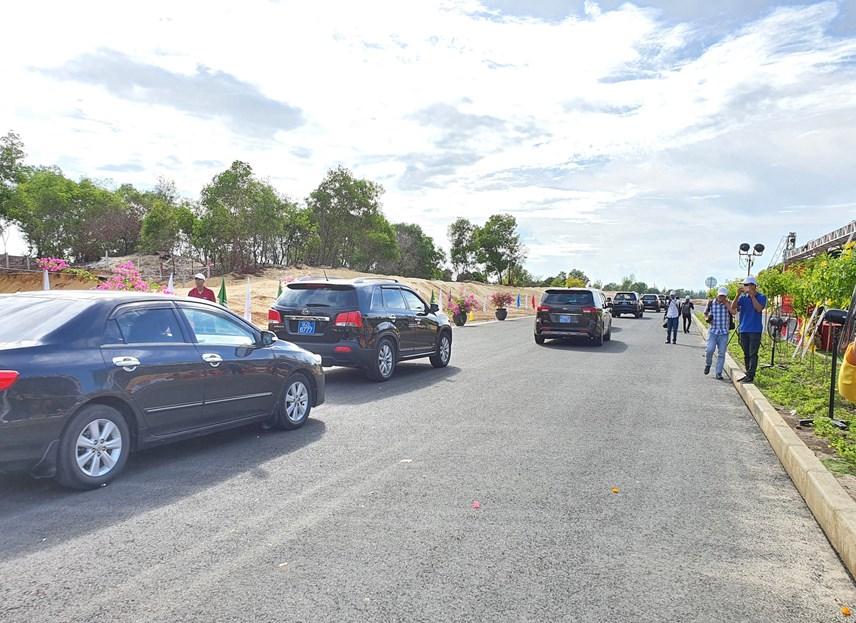 Bao giờ tuyến đường mới chính thức được thông xe?