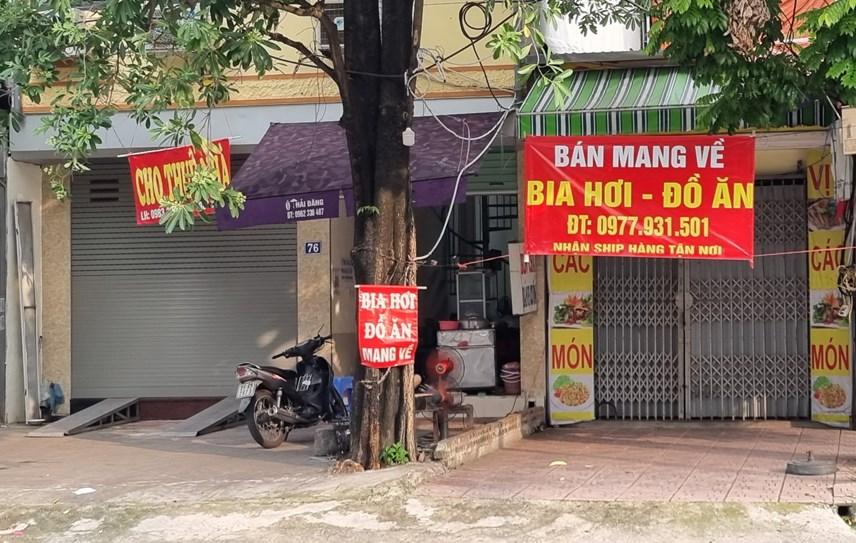 Các cơ sở kinh doanh may mặc, mỹ phẩm, dịch vụ cắt tóc, gội đầu và dịch vụ kinh doanh, sửa chữa phương tiện giao thông, điện tử tại Hà Nội sẽ được phép hoạt động trở lại từ ngày 21-9, theochỉ thị của Chủ tịch UBND thành phố.