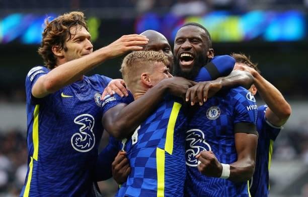 Rudiger ấn định chiến thắng 3-0 cho đội khách.